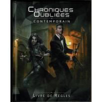 Chroniques Oubliées Contemporain - Livre de règles (jdr Black Book Editions en VF) 002