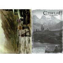 L'Appel de Cthulhu V6 - Ecran, livret & fiches PJ (jdr Sans-Détour en VF)