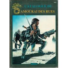 Catalogue du Samouraï des Rues (jdr Shadowrun V1 en VF)