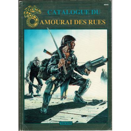 Catalogue du Samouraï des Rues (jdr Shadowrun V1 en VF) 002