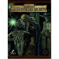 La Crypte des Secrets (jdr Warhammer 2e édition en VF)