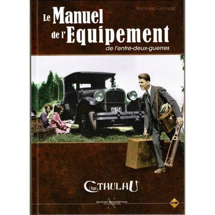 Le Manuel de l'Equipement de l'entre-deux-guerres - Edition spéciale (jdr L'Appel de Cthulhu V6 en VF) 006*