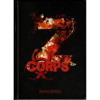 Z-CORPS - Livre de Base (jdr Edition révisée rigide en VF)