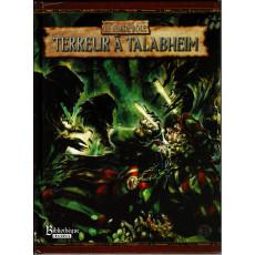 Terreur à Talabheim (jdr Warhammer 2e édition en VF)