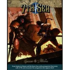 Heroes & Villains (jdr 7th Sea de John Wick en VO)