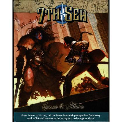 Heroes & Villains (jdr 7th Sea de John Wick en VO) 001