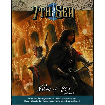 Nations of Théah - Volume 2 (jdr 7th Sea de John Wick en VO) 001