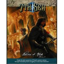 Nations of Théah - Volume 2 (jdr 7th Sea de John Wick en VO)
