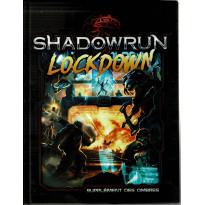 Lockdown - Supplément des Ombres (jdr Shadowrun 5e édition de BBE en VF)