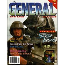 The General Vol. 32 Nr. 1 (magazine jeux Avalon Hill en VO)