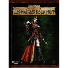Les Maîtres de la Nuit (jdr Warhammer 2e édition en VF)