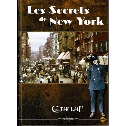 Les Secrets de New York - Edition spéciale (jdr L'Appel de Cthulhu V6 en VF) 006*