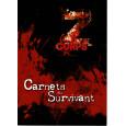 Carnets du Survivant (jdr Z-Corps en VF) 004