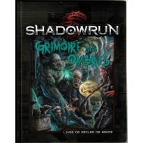 Grimoire des Ombres - Livre de règles de magie (jdr Shadowrun 5e édition de BBE en VF)