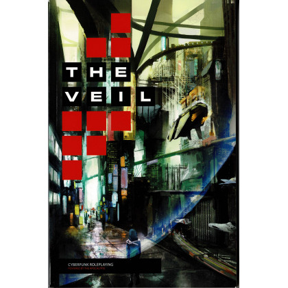The Veil - Cyberpunk Roleplaying (jdr de SJK Publishing en VO) 001