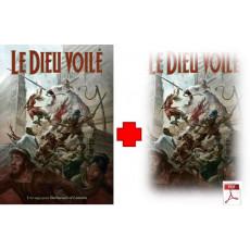 Chroniques Lémuriennes 2 Le Dieu voilé - Format papier & pdf (jdr Barbarians of Lemuria Mythic en VF)