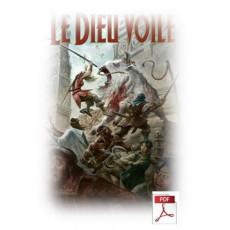 Chroniques Lémuriennes 2 Le Dieu voilé - Livre au format numérique (jdr Barbarians of Lemuria Mythic en VF)