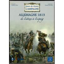 Allemagne 1813 - De Lützen à Leipzig (wargame Jours de Gloire Campagne d'Hexasim en VF)