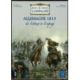 Allemagne 1813 - De Lützen à Leipzig (wargame Jours de Gloire Campagne d'Hexasim en VF) 002