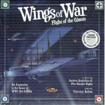 Wings of War - Flight of the Giants (WW1 expansion en VF) 001