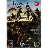 Arcole 1796 - Série Jours de Gloire (wargame complet Vae Victis en VF & VO)
