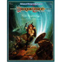 Dragonlance - DLS1 New Beginnings (jdr AD&D 2e édition en VO)