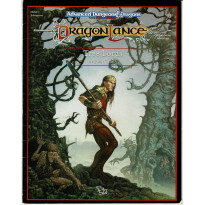 Dragonlance - DLS2 Tree Lords (jdr AD&D 2e édition en VO)