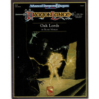 Dragonlance - DLS3 Oak Lords (jdr AD&D 2e édition en VO)
