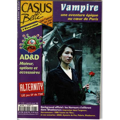 Casus Belli N° 113 (magazine de jeux de rôle) 008
