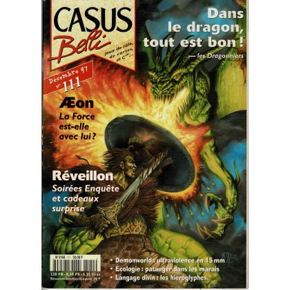 Casus Belli N° 111 (magazine de jeux de rôle) 007