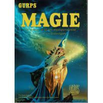 GURPS - Magie (jdr de Siroz Productions en VF)
