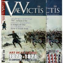 Vae Victis N° 108 avec wargame (Le Magazine du Jeu d'Histoire)