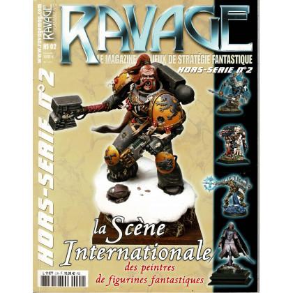 Ravage N° 2 Hors-Série - La scène internationale (le Magazine des Jeux de Stratégie Fantastique) 002