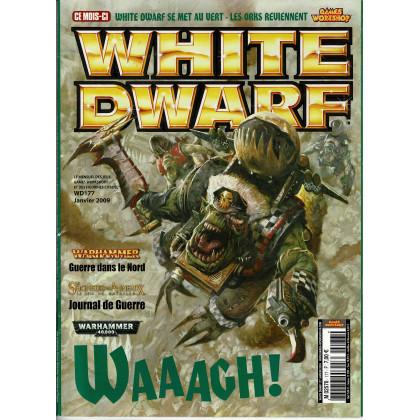 White Dwarf N° 177 (magazine de jeux de figurines Games Workshop en VF) 001