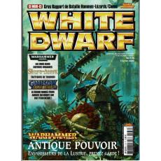 White Dwarf N° 178 (magazine de jeux de figurines Games Workshop en VF)