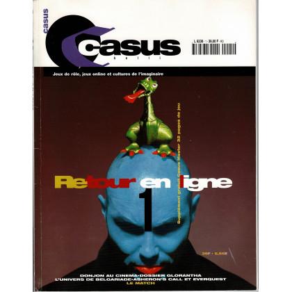 Casus Belli N° 1 Deuxième édition (magazine de jeux de rôle) 004