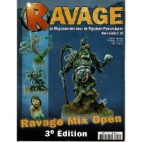 Ravage N° 10 Hors-Série - Ravage Mix Open 3e édition (le Magazine des Jeux de Stratégie Fantastique)