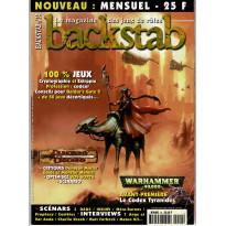 Backstab N° 24 (le magazine des jeux de rôles)