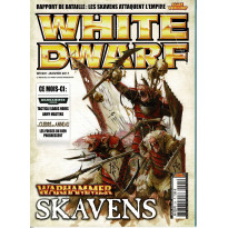 White Dwarf N° 201 (magazine de jeux de figurines Games Workshop en VF)