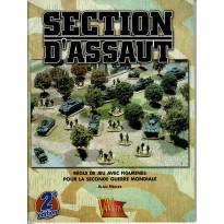 Section d'Assaut - Règle de jeu avec figurines pour la Seconde Guerre Mondiale (Livre V2 en VF) 005