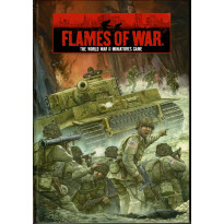 Flames of War - The World War 2 Miniatures Game (Livre 2e édition en VO)