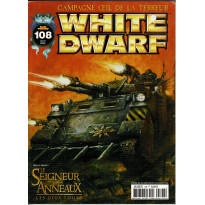 White Dwarf N° 108 (magazine de jeux de figurines Games Workshop en VF)