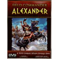 Field Commander - Alexander (wargame solitaire DVG en VO)