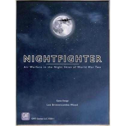 Nightfighter - Air Warfare in the Night Skies of World War Two (wargame GMT en VO) 003