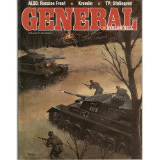 General Vol. 27 Nr. 1 (magazine jeux Avalon Hill en VO)