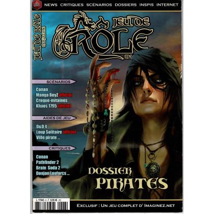 Jeu de Rôle Magazine N° 5 (revue de jeux de rôles) 006