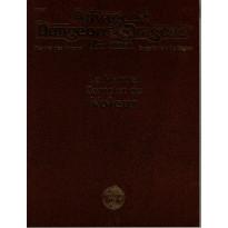 MJSR2 Le Manuel Complet du Voleur (jdr AD&D 2e édition en VF)