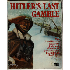 Hitler's Last Gamble - The Battle of the Bulge 1944 (wargame 3W en VO)