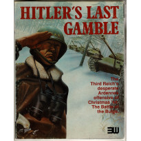 Hitler's Last Gamble - The Battle of the Bulge 1944 (wargame 3W en VO)