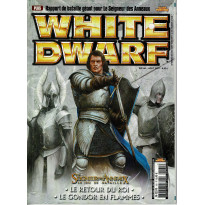 White Dwarf N° 160 (magazine de jeux de figurines Games Workshop en VF) 001